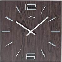 Casa Relojes Ams 9593, Quartz, Brown, Analogue, Modern Marrón