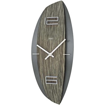 Casa Relojes Ams 9600, Quartz, Brown, Analogue, Modern Marrón