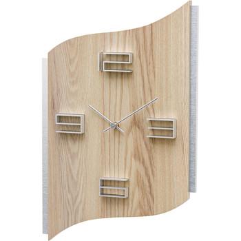 Casa Relojes Ams 9613, Quartz, Brown, Analogue, Modern Marrón