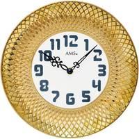 Casa Relojes Ams 9615, Quartz, White, Analogue, Modern Blanco