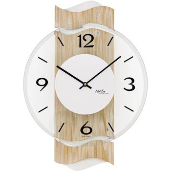Casa Relojes Ams 9621, Quartz, Beige, Analogue, Modern Beige