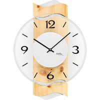 Casa Relojes Ams 9623, Quartz, Transparent, Analogue, Modern Otros