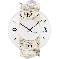Casa Relojes Ams 9624, Quartz, Transparent, Analogue, Modern Otros