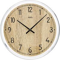 Casa Relojes Ams 9631, Quartz, Brown, Analogue, Classic Marrón