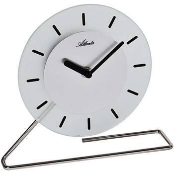 Casa Relojes Atlanta 3116/19, Quartz, White, Analogue, Modern Blanco