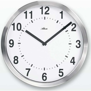 Casa Relojes Atlanta 4278, Quartz, White, Analogue, Modern Blanco