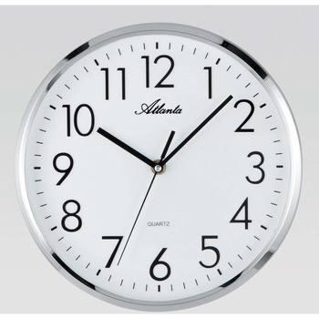 Casa Relojes Atlanta 4315, Quartz, White, Analogue, Modern Blanco