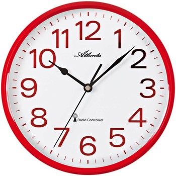 Casa Relojes Atlanta 4378/1, Quartz, White, Analogue, Modern Blanco