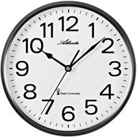 Casa Relojes Atlanta 4378/4, Quartz, White, Analogue, Modern Blanco