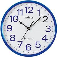 Casa Relojes Atlanta 4378/5, Quartz, White, Analogue, Modern Blanco