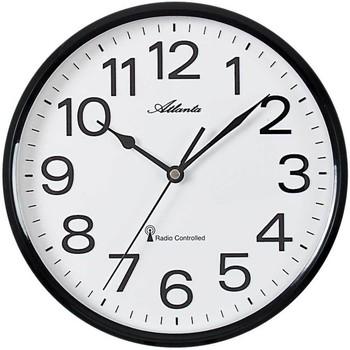 Casa Relojes Atlanta 4378/7, Quartz, White, Analogue, Modern Blanco