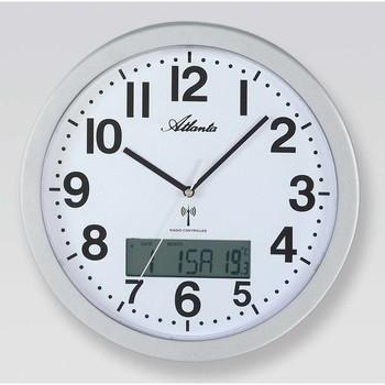 Casa Relojes Atlanta 4380/19, Quartz, White, Analogue, Modern Blanco