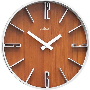 Casa Relojes Atlanta 4426/20, Quartz, Brown, Analogue, Modern Marrón
