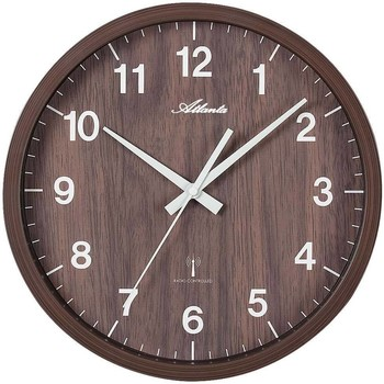 Casa Relojes Atlanta 4438/20, Quartz, Brown, Analogue, Modern Marrón