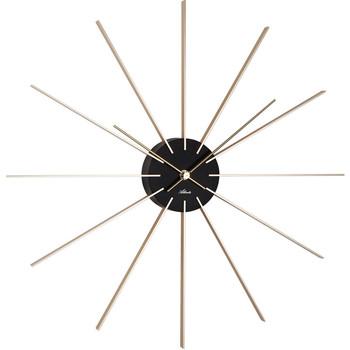 Casa Relojes Atlanta 4487/9, Quartz, Black, Analogue, Classic Negro