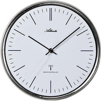 Casa Relojes Atlanta 4493, Quartz, White, Analogue, Modern Blanco