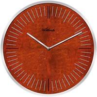 Casa Relojes Atlanta 4530/18, Quartz, Red, Analogue, Modern Rojo