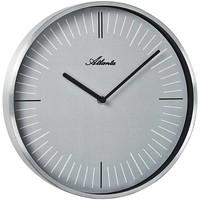 Casa Relojes Atlanta 4530/19, Quartz, Grey, Analogue, Modern Gris