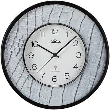 Casa Relojes Atlanta 4540/4, Quartz, White, Analogue, Modern Blanco