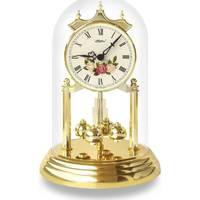 Casa Relojes Haller 121-378, Quartz, White, Analogue, Classic Blanco
