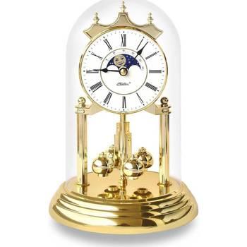 Casa Relojes Haller 1_121-087, Quartz, White, Analogue, Classic Blanco