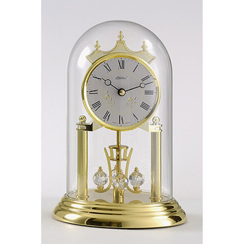 Casa Relojes Haller 821-318_220, Quartz, White, Analogue, Classic Blanco
