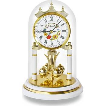 Casa Relojes Haller 821-387_003, Quartz, White, Analogue, Classic Blanco