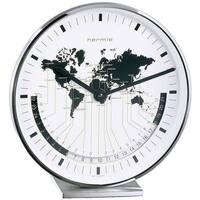 Casa Relojes Hermle 22843-002100, Quartz, White, Analogue, Classic Blanco