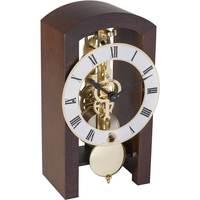 Casa Relojes Hermle 23015-030721, Mechanical, White, Analogue, Classic Blanco