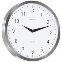 Casa Relojes Hermle 30466-000870, Quartz, White, Analogue, Classic Blanco