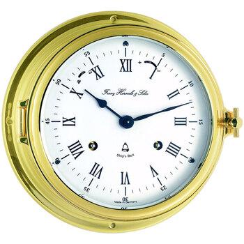 Casa Relojes Hermle 35065-000132, Mechanical, White, Analogue, Classic Blanco