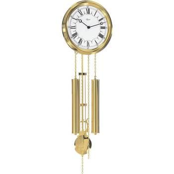 Casa Relojes Hermle 60992-002214, Quartz, White, Analogue, Classic Blanco