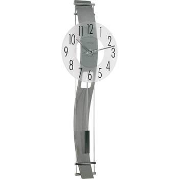 Casa Relojes Hermle 70644-292200, Quartz, White, Analogue, Classic Blanco
