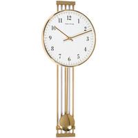 Casa Relojes Hermle 70722-002200, Quartz, White, Analogue, Classic Blanco