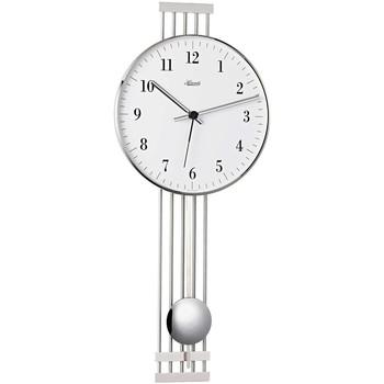 Casa Relojes Hermle 70981-000871, Quartz, White, Analogue, Classic Blanco