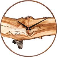 Casa Relojes Huamet CH70-A-04, Quartz, Brown, Analogue, Modern Marrón