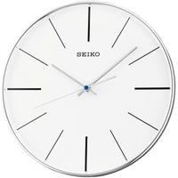 Casa Relojes Seiko QXA634A, Quartz, White, Analogue, Modern Blanco
