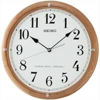 Casa Relojes Seiko QXR208Z, Quartz, White, Analogue, Modern Blanco