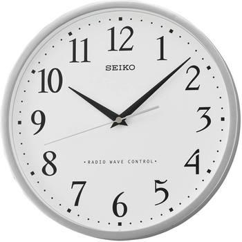 Casa Relojes Seiko QXR210S, Quartz, White, Analogue, Modern Blanco