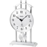 Casa Relojes Ams 5192, Quartz, White, Analogue, Modern Blanco