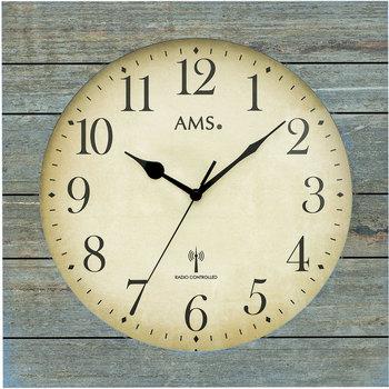 Casa Relojes Ams 5549, Quartz, Cream, Analogue, Classic Otros