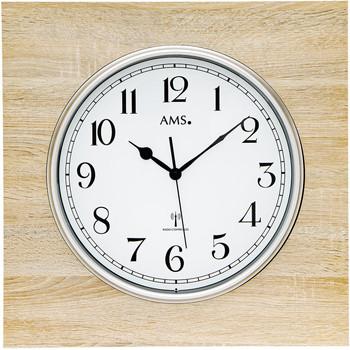 Casa Relojes Ams 5552, Quartz, White, Analogue, Modern Blanco