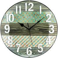 Casa Relojes Ams 5556, Quartz, Blue, Analogue, Modern Azul