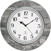 Casa Relojes Ams 5570, Quartz, White, Analogue, Modern Blanco