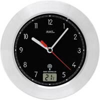 Casa Relojes Ams 5919, Quartz, Black, Analogue, Modern Negro