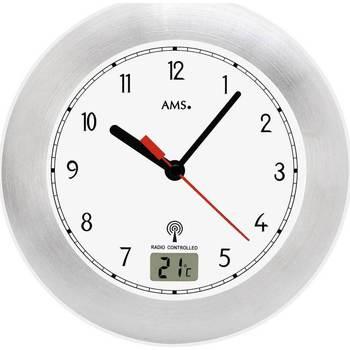 Casa Relojes Ams 5920, Quartz, White, Analogue, Modern Blanco