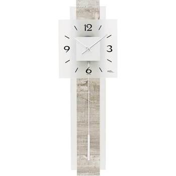 Casa Relojes Ams 7471, Quartz, Silver, Analogue, Modern Plata