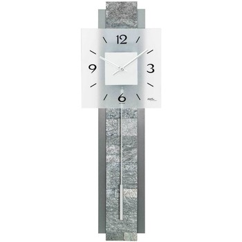Casa Relojes Ams 7472, Quartz, White, Analogue, Modern Blanco