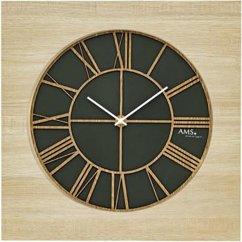 Casa Relojes Ams 9641, Quartz, Green, Analogue, Modern Verde