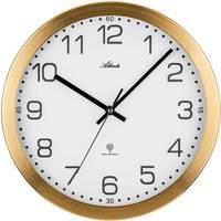 Casa Relojes Atlanta 4371/9, Quartz, White, Analogue, Modern Blanco